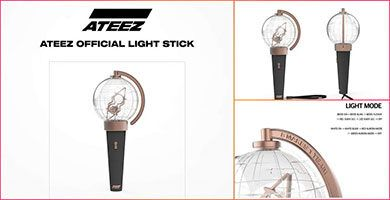 Ateez Lightstick Amazon